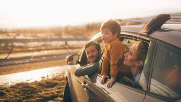 Buchbinder Rent-a-car - Vacation with the family