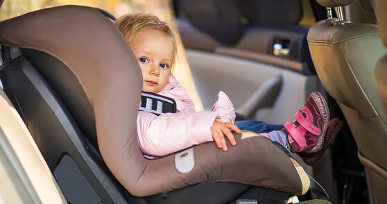 Child seats and more: Our additional services