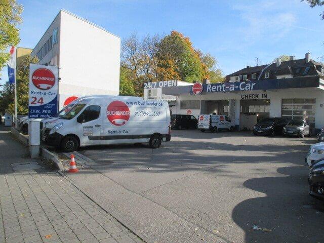 600dce061b Car Rental in Munich